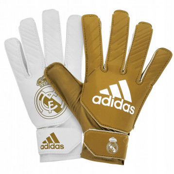 ADIDAS RĘKAWICE YOUNG PRO REAL MADRID DY7096